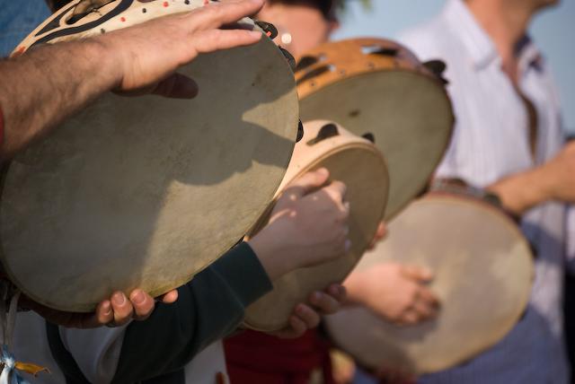 tamburine