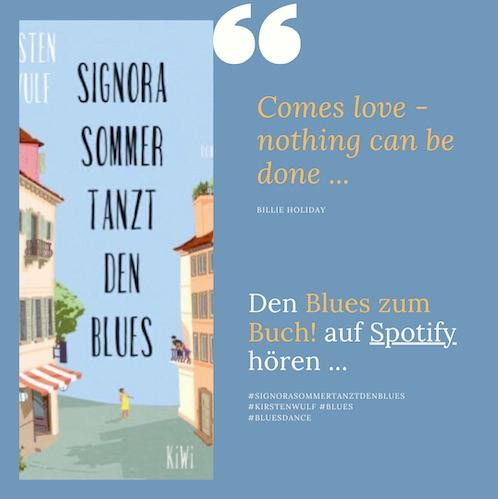 Blues zum Buch